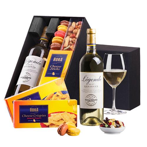 Légende Bordeaux Vin Blanc & Snacks 2012