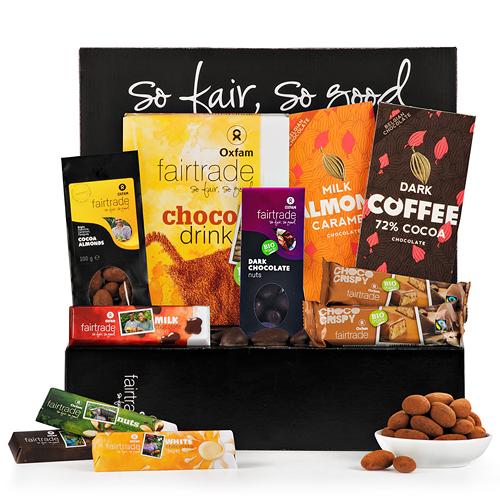 Oxfam Fair Trade Décadence en chocolat