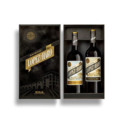 Bodega Classica Wine Gift Box: Crianza & Reserva