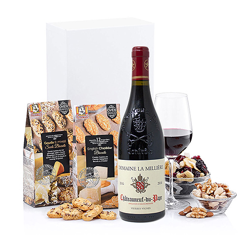 Châteauneuf-du-Pape & Snacks
