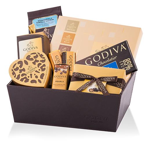 Godiva Luxurious Hamper