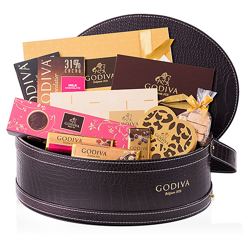 Godiva Ultimate Chocolate Wedding Gift Basket