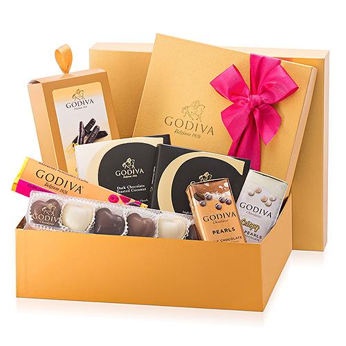 Godiva Boîte Cadeau Romantique pour Elle