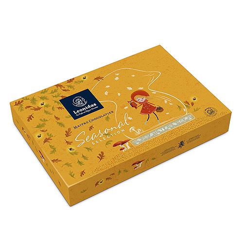 Leonidas Autumn Giftbox, 20 pc