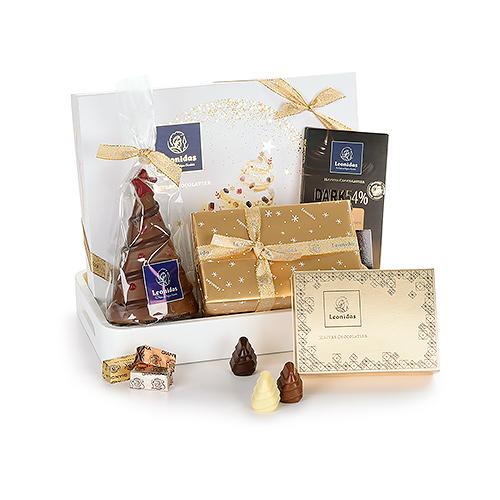 Leonidas Christmas 2019 : Xmas Giftbox Large