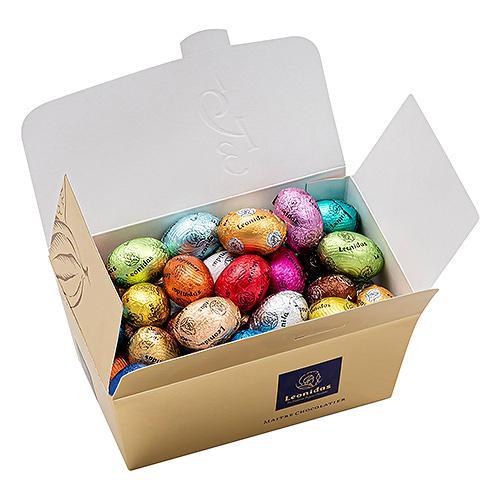 Leonidas Ballotin of Easter eggs - 1kg