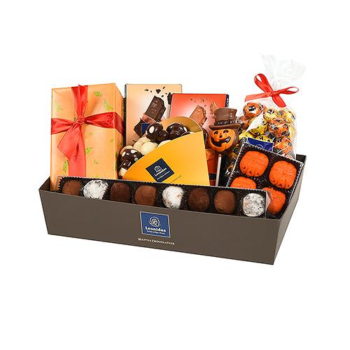Leonidas Autumn Chocolate & Truffles Hamper