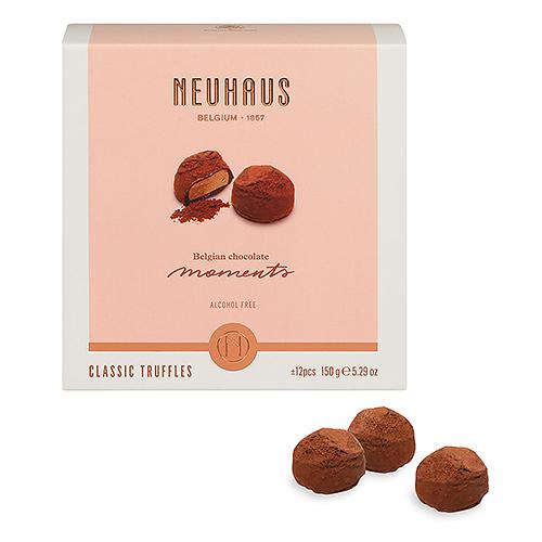 Neuhaus Belgian Chocolate Moments Classic Truffles, 150 g