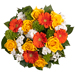 Bouquet Printanier - Grand (35 cm) [02]