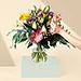 Seasonal Bouquet - Large (35 cm) [01]
