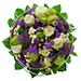 Blue Garden Bouquet - Large (35 cm) [01]
