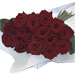 Flower Box Red Roses 40 pcs [01]