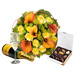 Charming Gold, Champagne & Godiva Chocolates [01]