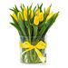 Yellow Tulips [01]
