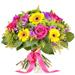 Bright Lights Bouquet - Medium (30 cm) [01]