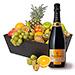 VIP Fruit Hamper & Veuve Clicquot [01]