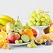 Seasonal Deluxe Exotic Fruit Hamper & Dom Pérignon [04]
