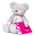 Think Pink Teddy Bear & Orchid in Tachelini [02]