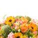 Bouquet de Printemps Orange - Large (35 cm) [02]