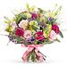 Flowers 2018 : Purple Summer Bouquet - Large (35 cm) [01]