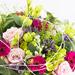 Flowers 2018 : Purple Summer Bouquet - Large (35 cm) [02]