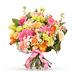 Flowers 2018 : Mixed Summer Bouquet - Medium (30 cm) [01]