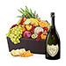 VIP Hamper Exotic Fruit & Dom Perignon [01]