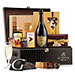 Godiva & Dom Perignon Luxurious Leather Hamper [01]