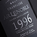 AR Lenoble Brut Blanc de Blanc 1996 Limited Edition [03]