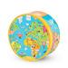 Puzzle Carte du Monde [01]