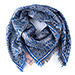 Beck Söndergaard Foulard Esther Blue Nights [01]