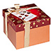 Neuhaus Christmas 2019 : Square Giftbox Medium Holiday Version [02]