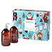 Oolaboo Christmas Lovely Body Lotion Delicious Bath & Shower Gel [01]