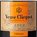 Champagne Veuve Clicquot Vintage & 2 Glasses [02]
