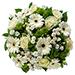 Bouquet de Mariage - Luxe (40 cm) [01]