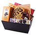 Godiva Valentine Leather Chocolates Hamper [01]