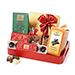 Chocolats Godiva Plateau de Service pour Noël [01]