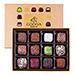 Godiva Panier en Cuir Chocolats de Noël [03]