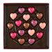 Leonidas Valentine Gift Box Chocolate Hearts, 16 pcs [02]