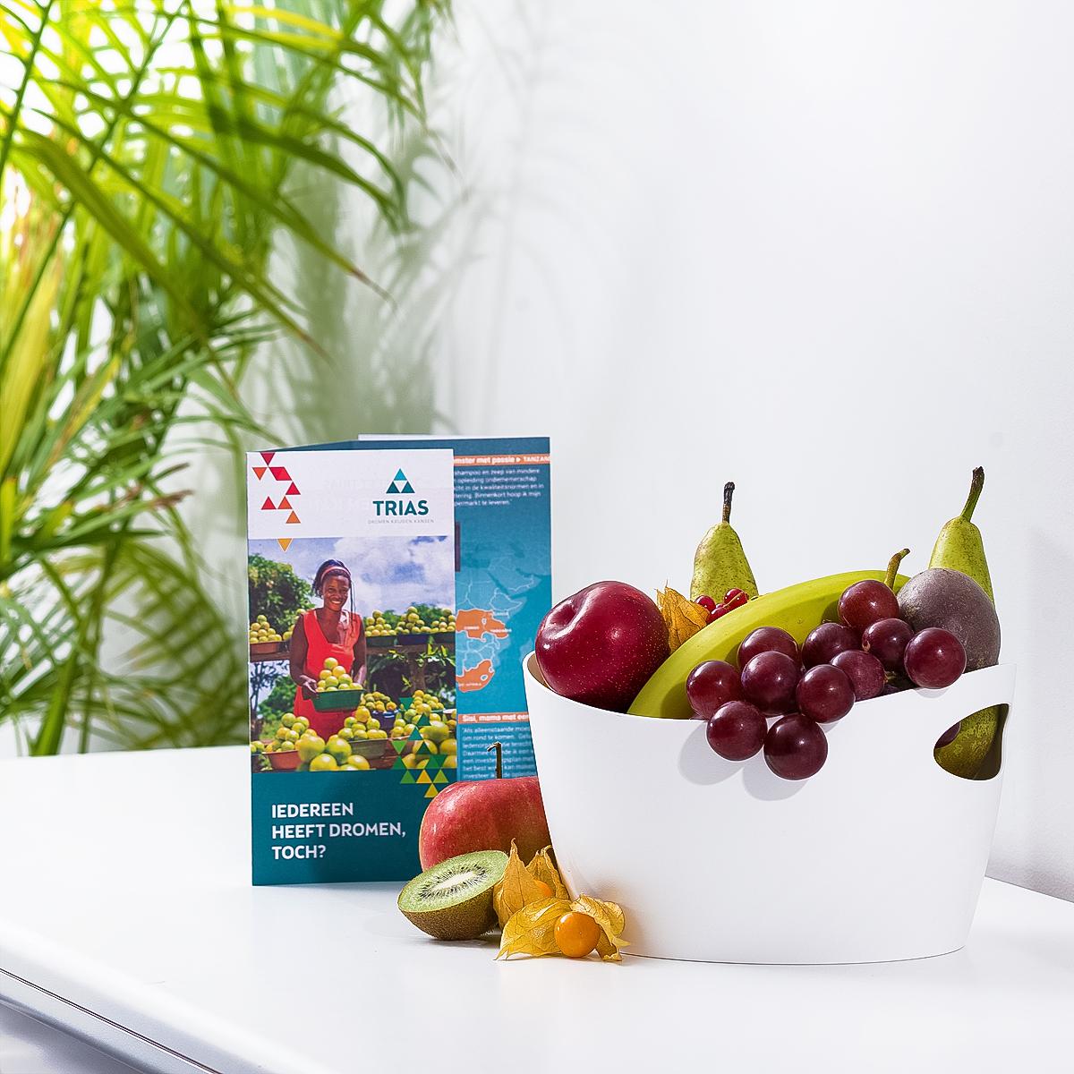Trias corbeille design de fruits cadofrance - Corbeille a fruits design ...