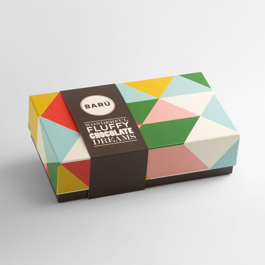 bar bo te cadeau assortiment de guimauves au chocolat cadofrance. Black Bedroom Furniture Sets. Home Design Ideas